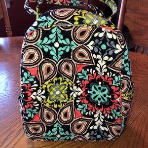Vera Bradley Sierra lunch bag